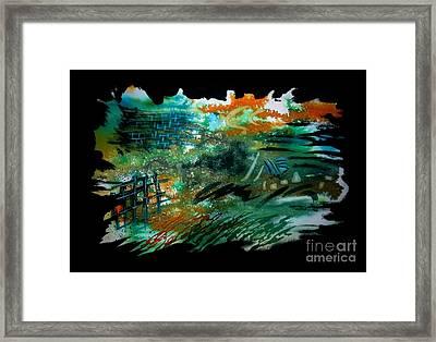 Untitled-104 Framed Print