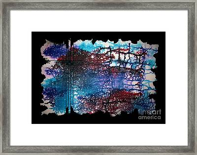 Untitled-109 Framed Print