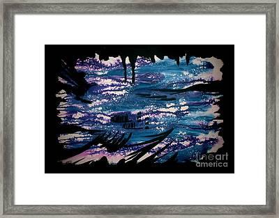 Untitled-128 Framed Print