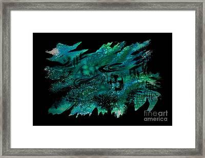 Untitled-129 Framed Print