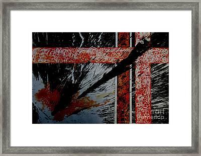 Untitled-55 Framed Print