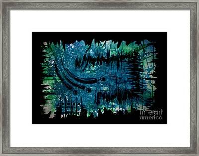 Untitled-98 Framed Print