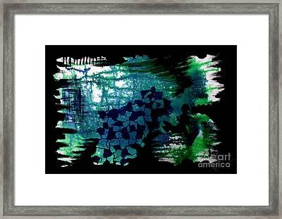 Untitled-94 Framed Print