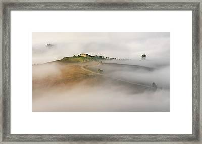 Untitled Framed Print by Izidor Gasperlin