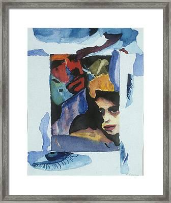 Untitled Framed Print by Jamie Wooten