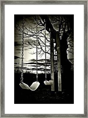 Untitled Framed Print by Jessica Clairmont