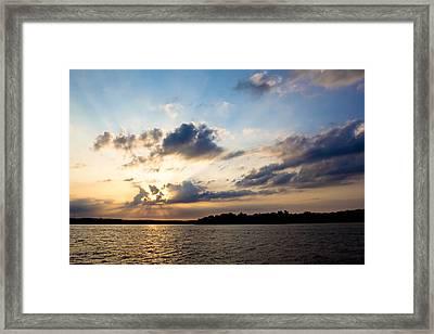 Untitled Framed Print by John K Sampson