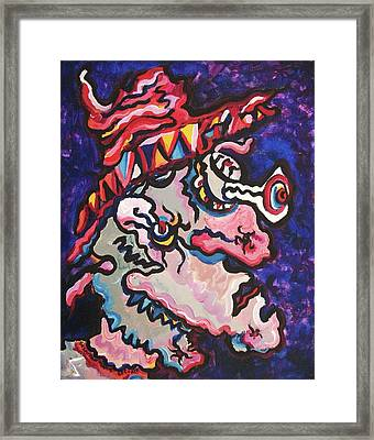 Untitled Leclair Framed Print