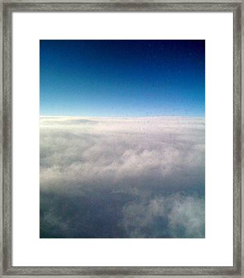 Untitled Framed Print by Veronica Trotter