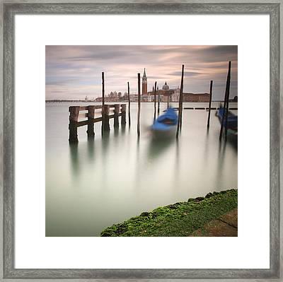Venetian Dream Framed Print by Nina Papiorek