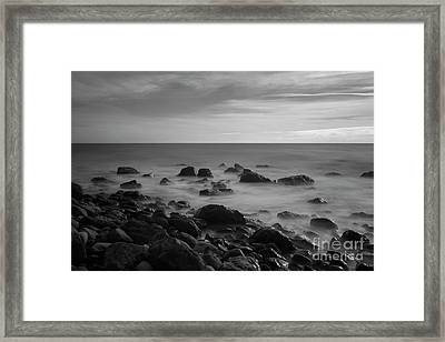 Ventnor Coast Framed Print