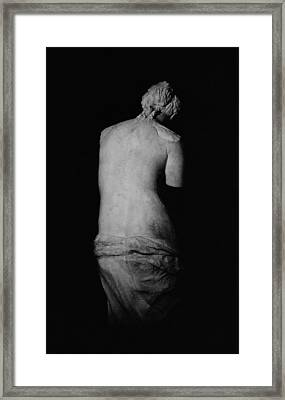 Venus De Milo Framed Print by Greek School