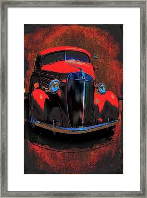 Vintage Car Art 0443 Framed Print
