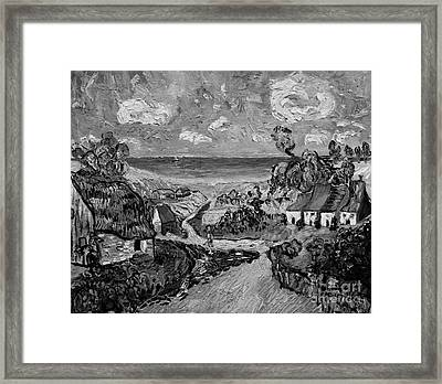 Walk To The Beach Framed Print by Rich Donadio