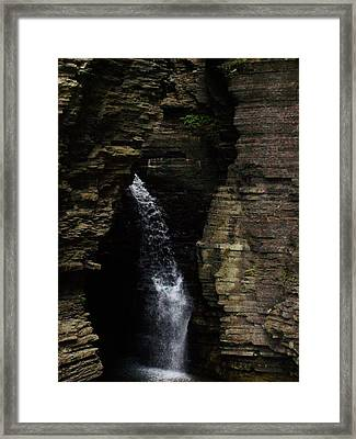 Watkins Glen  Framed Print by InTheSane DotCom