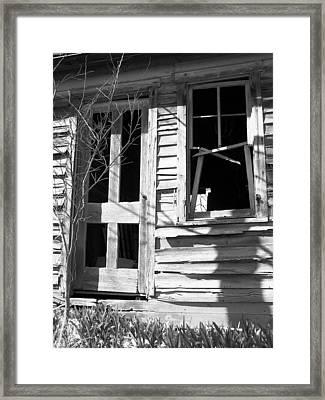 Welcome Framed Print by Joseph Norvell