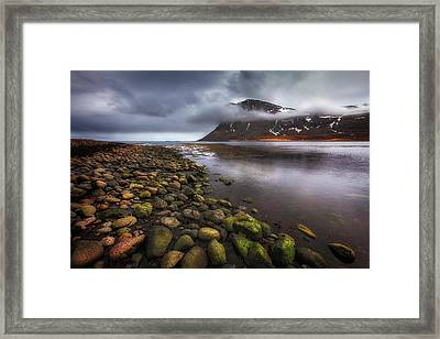 West Fjords Framed Print