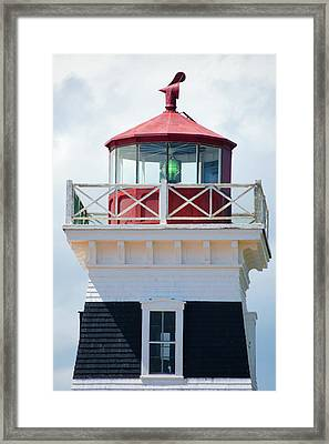 West Point Light Framed Print