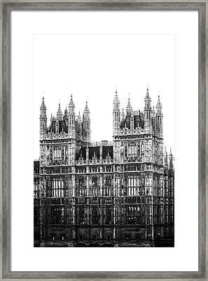 Westminster - London Framed Print