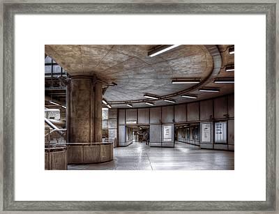 Westminster Framed Print by Svetlana Sewell