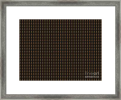 Whisky Bottle Cap Pattern Navinjoshi Creation At Fineartamerica.com  Ideal For Wall Decorations Thro Framed Print