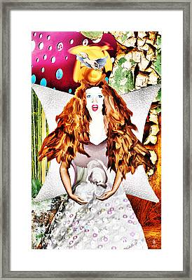 Whitout Title Framed Print