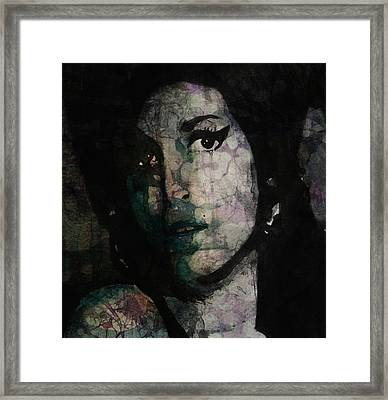 Will You Still Love Me Tomorrow Framed Print by Paul Lovering