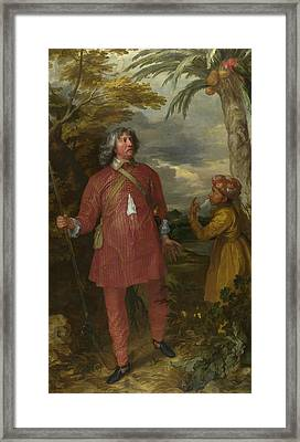 William Feilding, 1st Earl Of Denbigh Framed Print