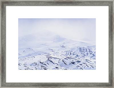 Wind Framed Print by Svetlana Sewell