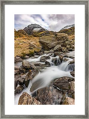 Winter Landscape Framed Print
