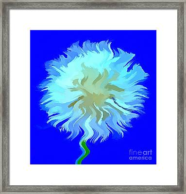 Wish Of A Lifetime Framed Print by Krissy Katsimbras