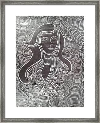 Woman 3 Framed Print