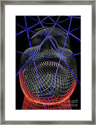 Wonderland 5 Framed Print by Bob Christopher