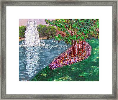 Wrsp 8 2 Framed Print by Stan Hamilton