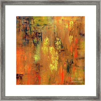 Yellow II Framed Print