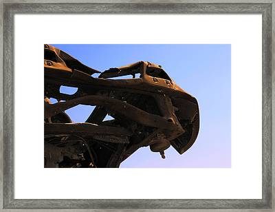 Yesteryear Framed Print by Thorne Owenly