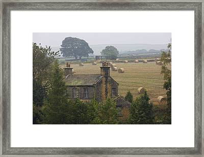 Yorkshire Framed Print by Niel Morley