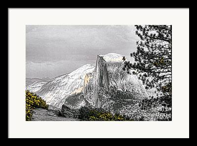 Chuck Kuhn Framed Prints
