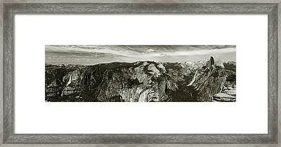 Yosemite National Park  Framed Print by John Hix
