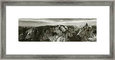 Yosemite National Park  Framed Print