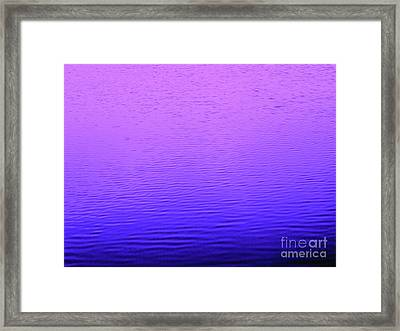 You Can Relax-now Framed Print