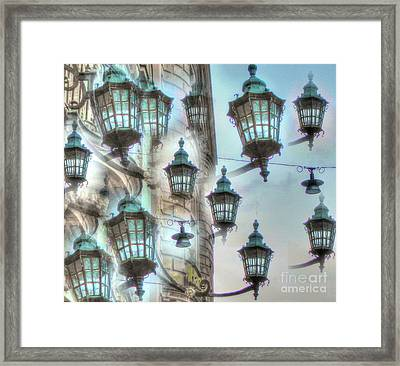Yury Bashkin Light Framed Print