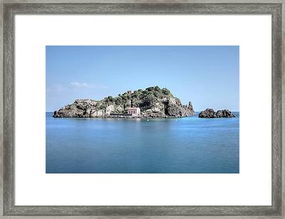 Aci Trezza - Sicily Framed Print