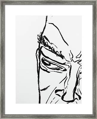 10 Framed Print by Brian Kendall James