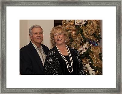 Christmasparty Framed Print