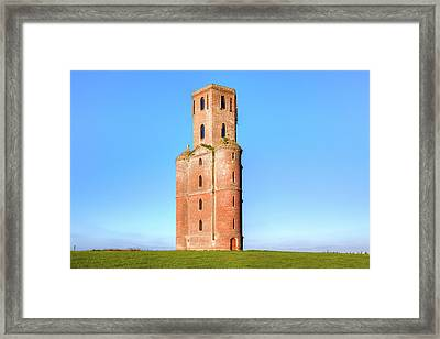 Horton Tower - England Framed Print by Joana Kruse