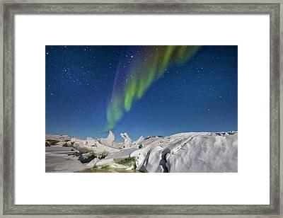 Kangerlussuaq - Greenland Framed Print by Joana Kruse