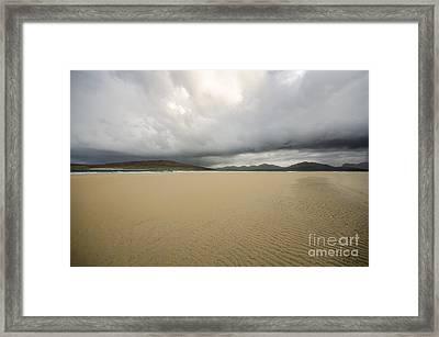 Luskentyre Framed Print by Nichola Denny