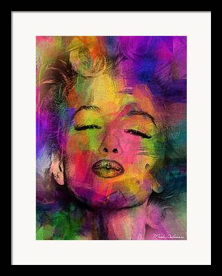 Womanly Framed Prints