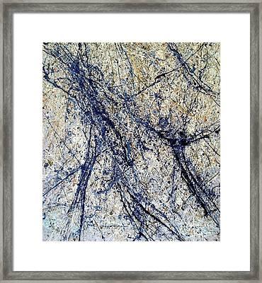 Composition #10 Framed Print
